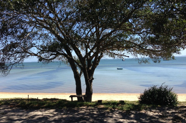 Adams Beach Camping Ground - Tourism Guide