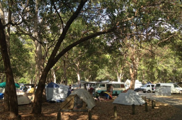 Adder Rock Camping Ground - Tourism Guide