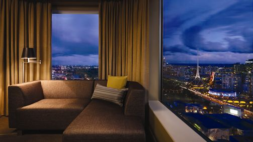 Grand Hyatt Melbourne - Tourism Guide