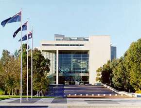 High Court of Australia Parkes Place - Tourism Guide