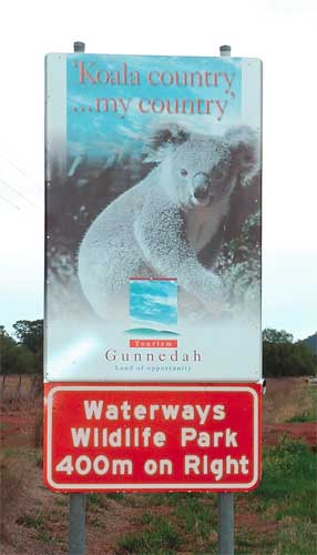 Waterways Wildlife Park - Tourism Guide