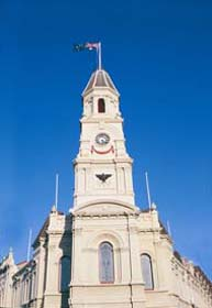 Fremantle Town Hall - Tourism Guide