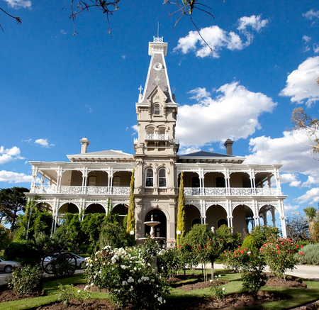 Rupertswood Mansion - Tourism Guide