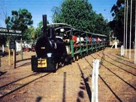 Moonta Mines Tourist Railway - Tourism Guide