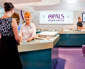 Opals Down Under - Tourism Guide
