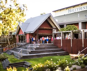 Hollydene Estate Wines and Vines Restaurant - Tourism Guide