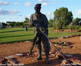 Cobar Miners Heritage Park - Tourism Guide