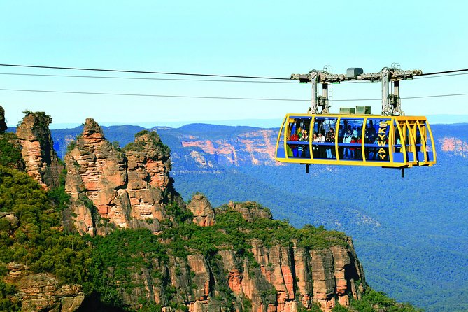 All Inclusive Blue Mountains Small-Group Day Trip from Sydney - Tourism Guide
