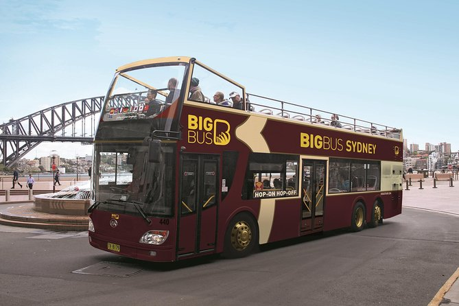 Big Bus Sydney and Bondi Hop-on Hop-off Tour - Tourism Guide