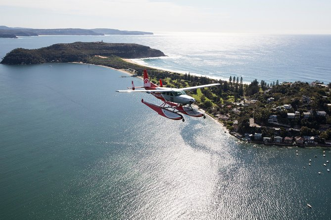 Gourmet Lunch at Jonah's by Seaplane from Sydney - Tourism Guide