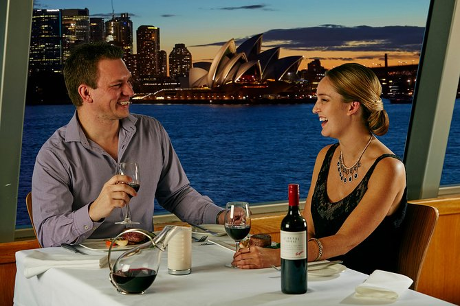 Sydney Harbour Sky Deck Gold Penfolds Dinner Cruise - Tourism Guide