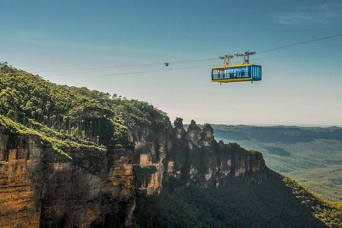 All-Inclusive Blue Mountains Tour in a Luxury Mercedes Sprinter - Tourism Guide