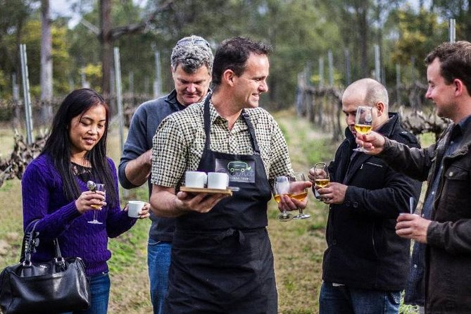 Chef-Led Hunter Valley Gourmet Food and Wine Day Trip from Sydney - Tourism Guide