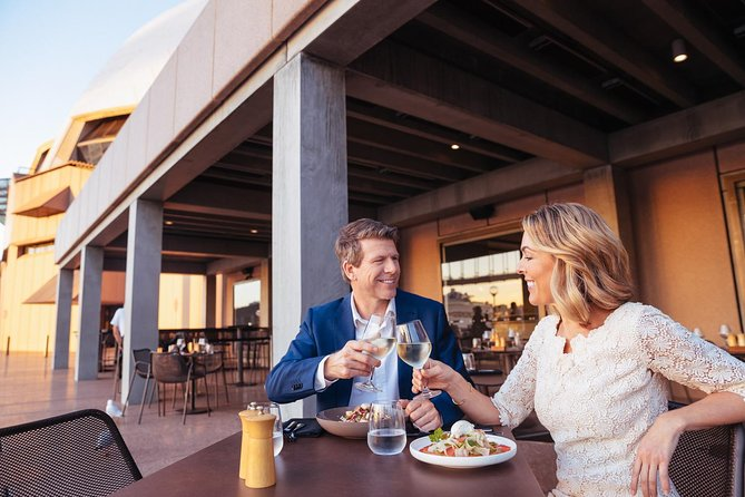 Sydney Opera House Silver Experience VIP Tour Dinner & Drinks Package