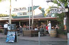 Railway Friendly Bar