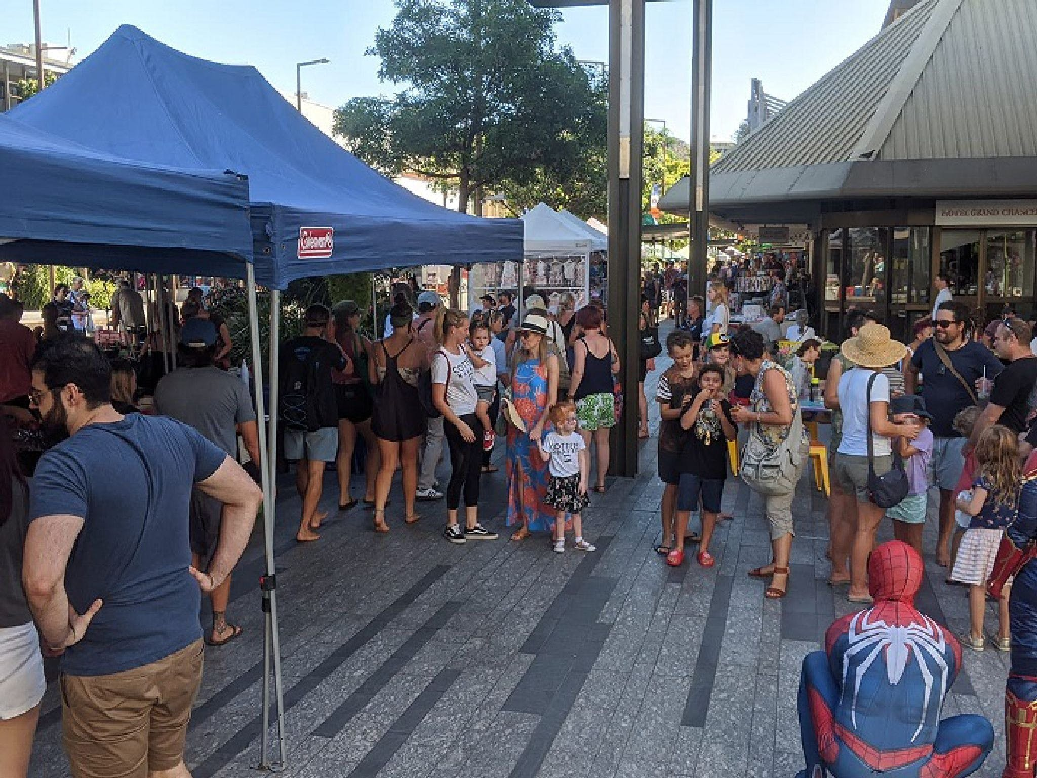 Cotters Market Townsville - Tourism Guide
