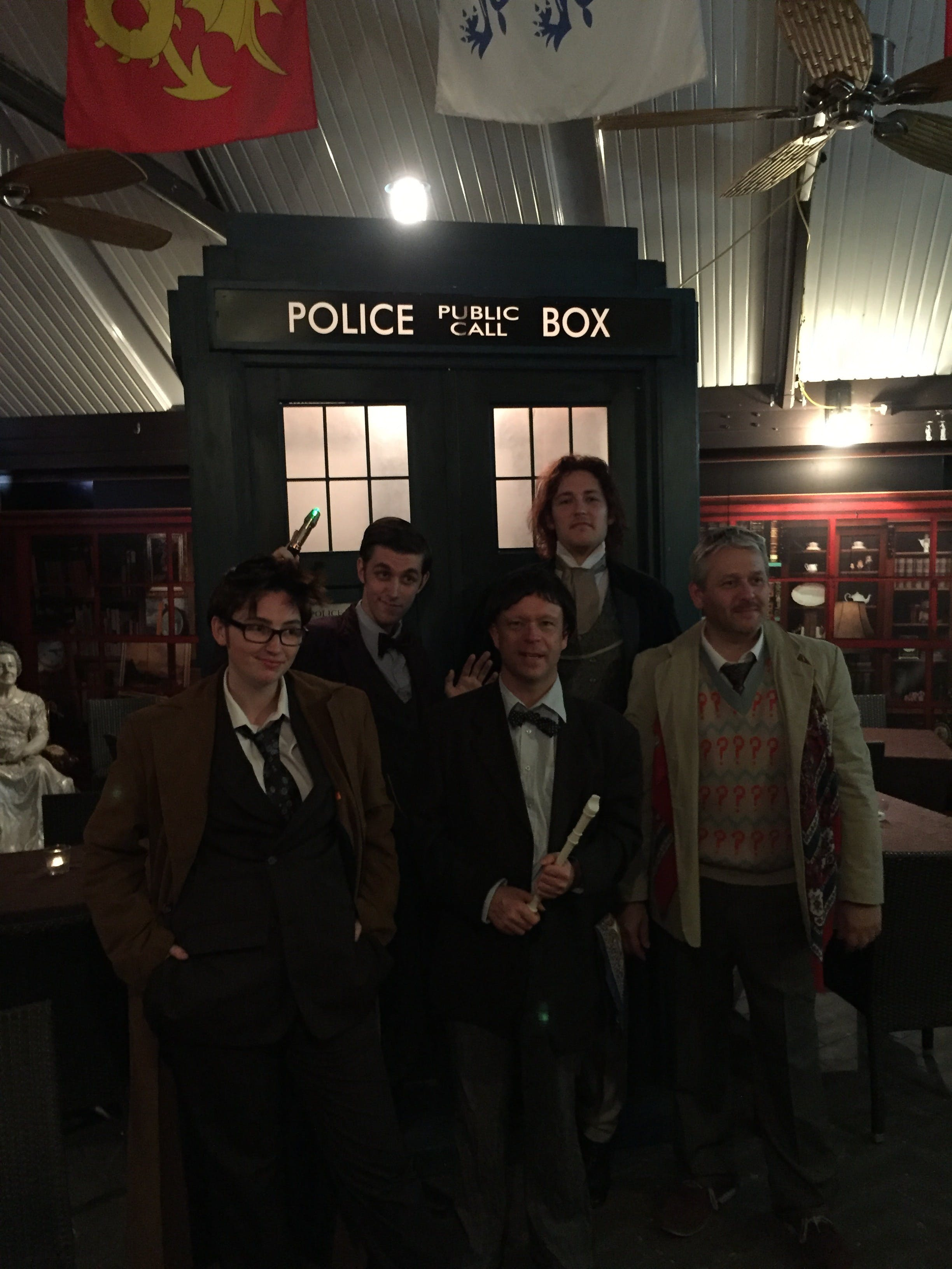 Dr Who Quiz Night - Tourism Guide