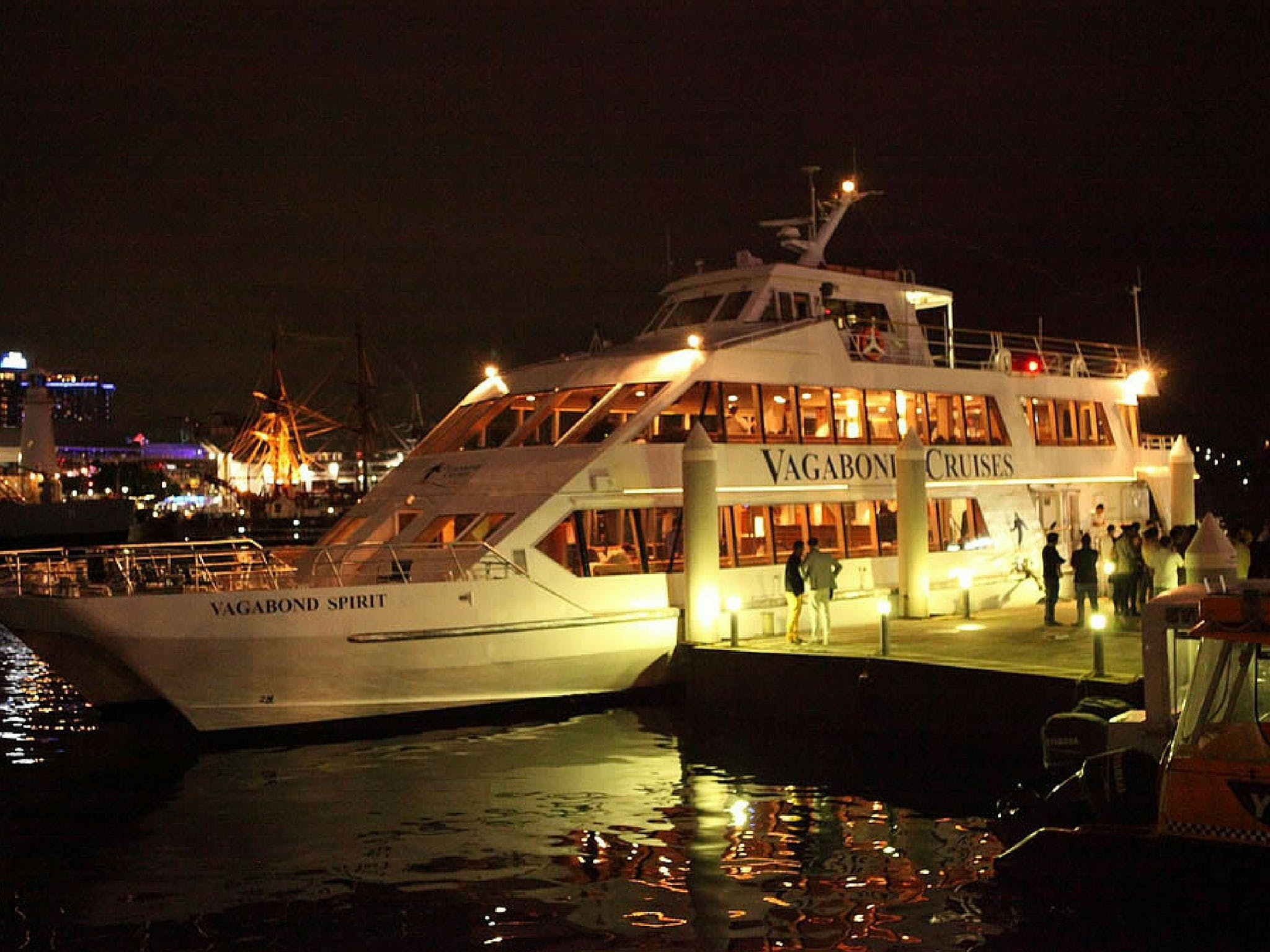 Halloween Party Cruise - Tourism Guide