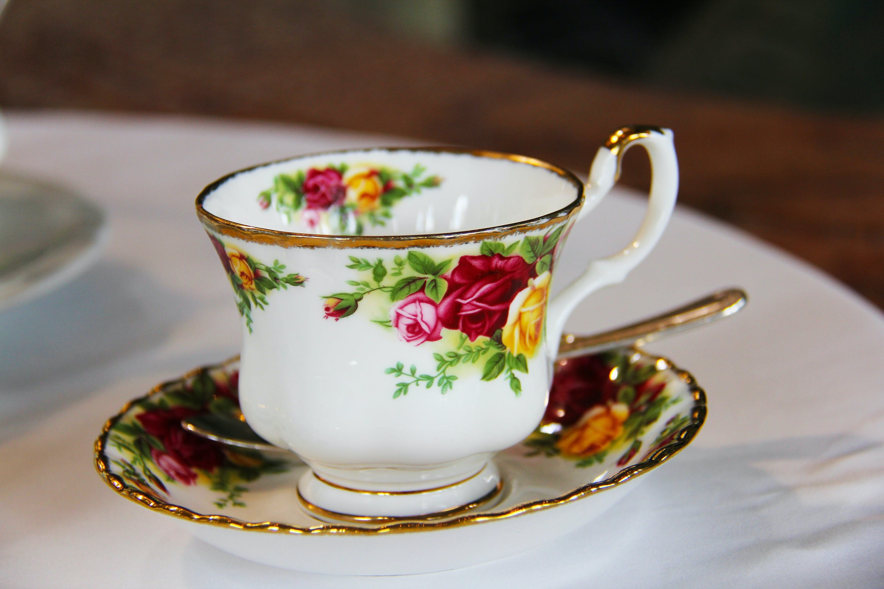Spring High Tea - Second Sitting - Tourism Guide