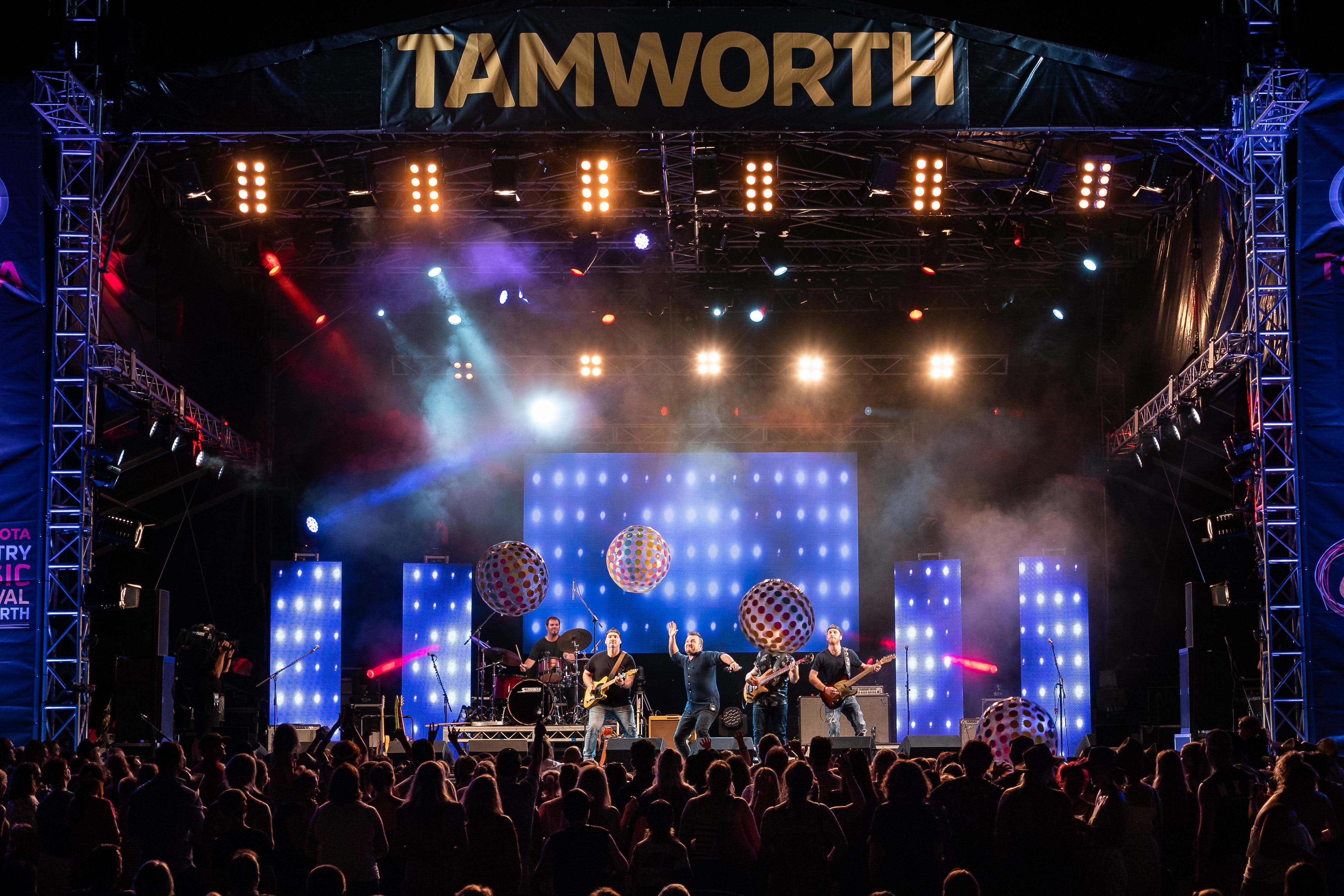 Toyota Country Music Festival Tamworth - Tourism Guide