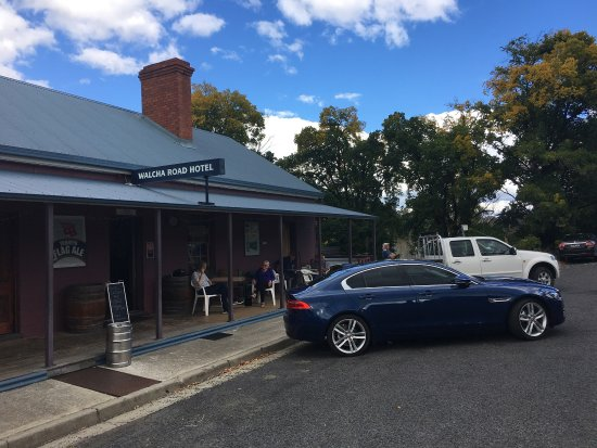 Walcha Road Hotel - Tourism Guide