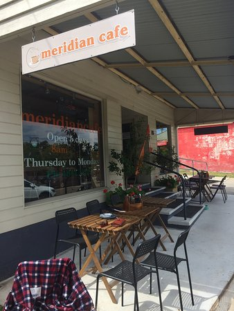 Meridian Cafe - Tourism Guide