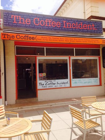 The Coffee Incident - Tourism Guide